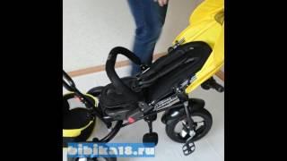 Детский велосипед Lamborghini L4 New 2017