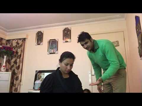 Upset Wife | Punjabi Funny Video | Latest Sammy Naz | King B Chouhan