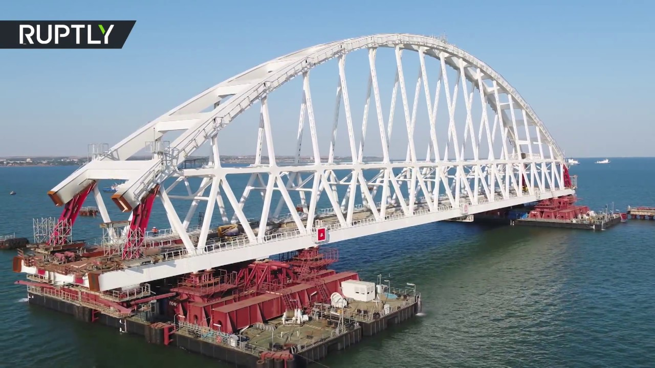 Bridge Russian: construction and technical features of the building 63