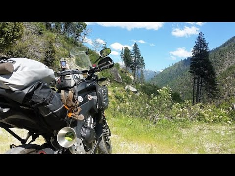 N. Ca. Watershed CB500X Adventure Preview