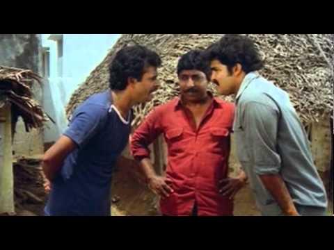 Nadodikattu - Mohanlal And Sreenivasan comedy scene