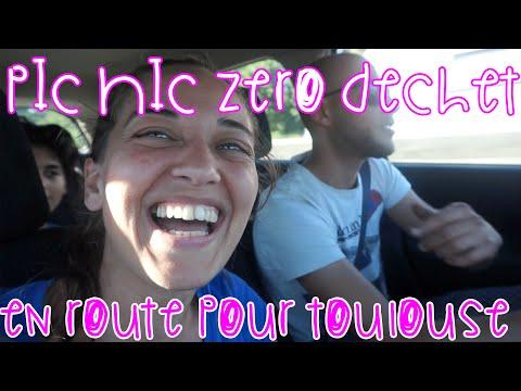En route vers Toulouse: Pic-Nic Zéro Déchet (Meet-Up) 2016