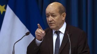 أخبار عربية - وزير الدفاع الفرنسي يعلن أن #معركة_الرقة في سوريا ستبدأ في الأيام المقبلة