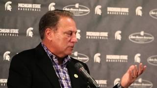 Tom Izzo addresses the state of NCAA athletics
