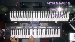 전자올겐 비수연주 나그네설움 Yamaha PSR S970