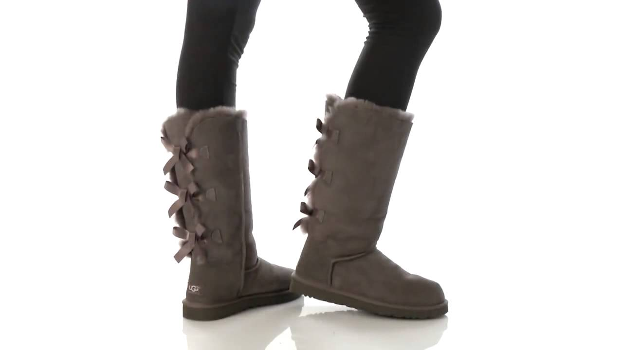 UGG Bailey Bow Tall