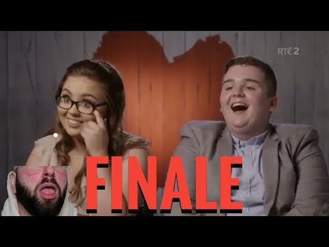Paddy And Lauren First Dates Ireland Finale