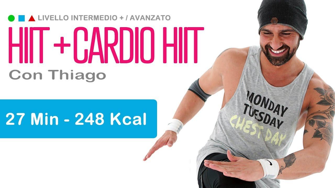 fitnessblender brucia grassi cardio