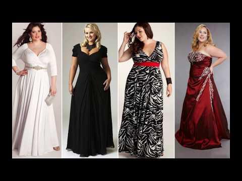 Красивые платья для полных дамиз YouTube · Длительность: 1 мин56 с