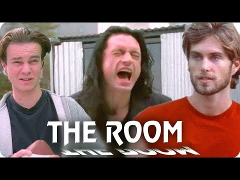 FIRST TIME WATCHING *THE ROOM* (REACTIONS)