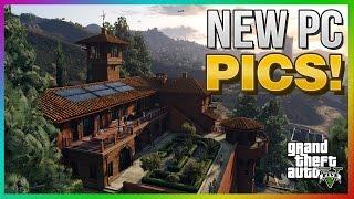 GTA 5 PC - NEW Official GTA V PC Screenshots! (GTA 5 PC Pics)