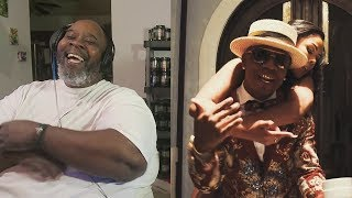 "Dad Reacts to Plies - ""Rock"" (Official Music Video)"