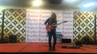 Ale Funky This is my soul guitar competition PGC