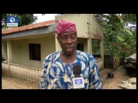 Eyewitness Report On The Bad State Of  Igbajo Ada Road, Osun State