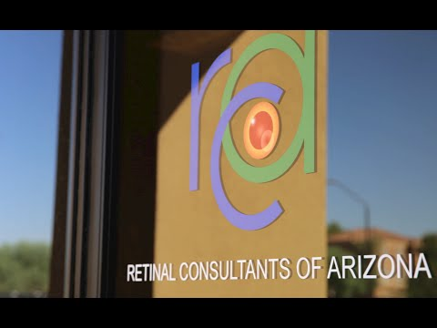 Retinal Consultants of Arizona Presents  Gilbert Office Video Tour
