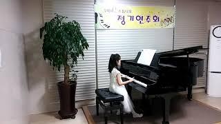 더피아노음악학원 최서윤 2학년  하울의 움직이는 성