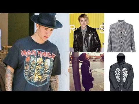Justin Bieber Style Clothes 2015 Part 2 Youtube