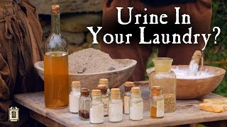 Accidental Chemistry: Historical Laundry Part 4