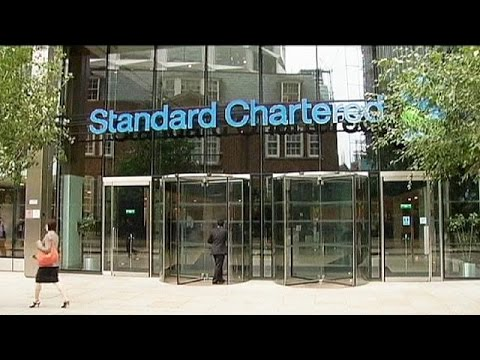 Big cuts at Standard Chartered