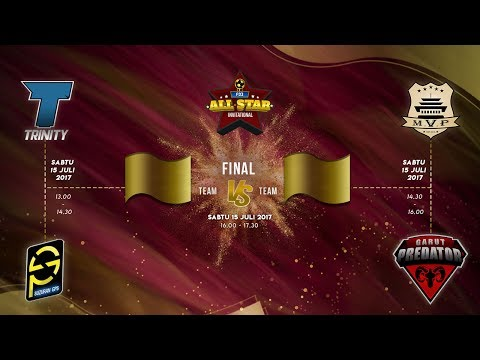 Turnamen All Star Invitational - Semifinal & Final !