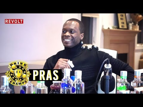 Pras | Drink Champs (Full Episode)