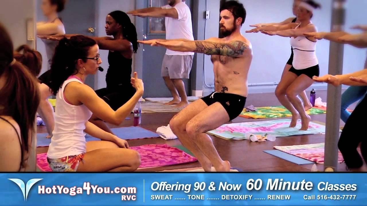 Hot Yoga Long Island Ny Call 516 432 7777 Yoga Studio Long Island Youtube