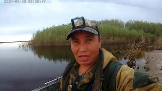 Открытие сезона Рыбалка на закидушки
