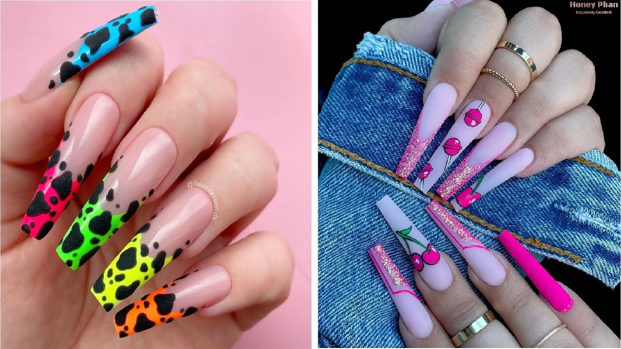 Incredible Nail Art Ideas & Designs To Release Your Wild Spirit 2021