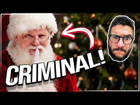 Digital Riggs - A Lawyer Ruins Christmas