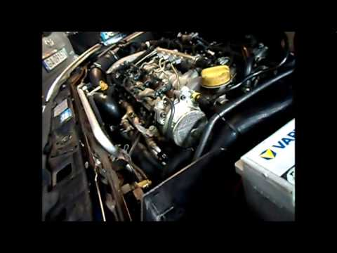 Opel Signum 1,9cdti Z19DTH 204[HP] Engine sound & Charging by WBcars & Sparco Adam