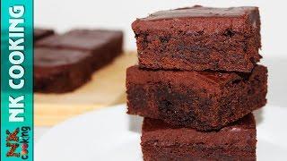 Удивительный БРАУНИ  По Рецепту Энди Шеф ♥ Рецепты NK cooking