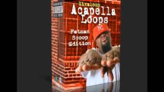 Mixaloop Acapella Loop Pack - Fatman Scoop Edition (Free Download)