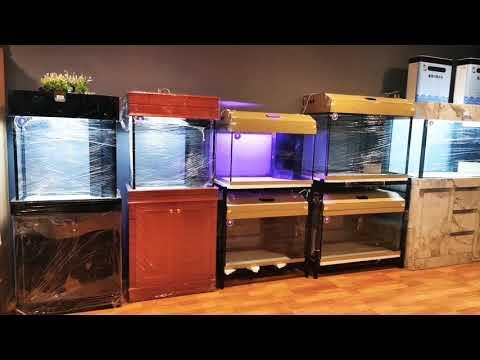 ขายตู้ปลา ,  รับตัดตู้ปลาทุกขนาด