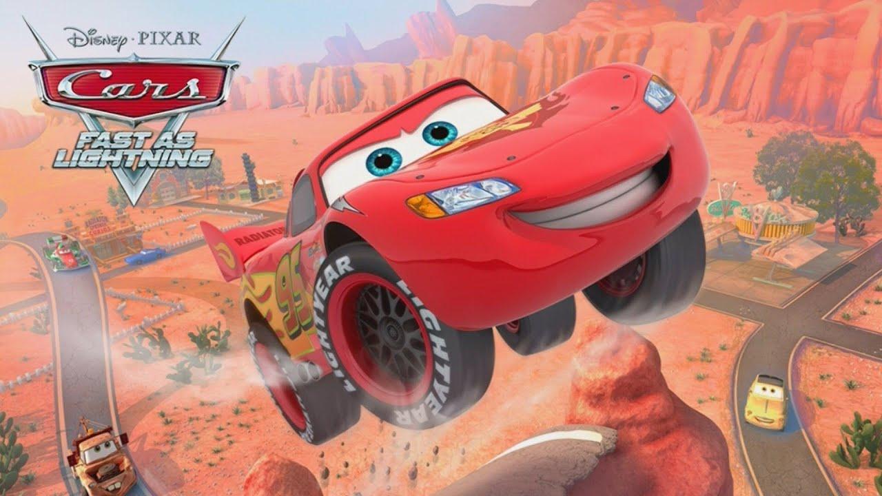 Mater Cars Wallpaper Disney Pixar Cars Fast As Lightning Lightning Mcqueen