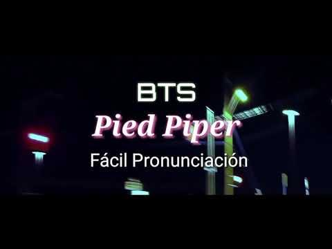 BTS (방탄소년단) - Pied piper ~ Fácil pronunciación [resubido]