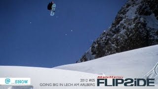 Snowboarders Danny Kass & Gigi Ruf Bag Tricks With Absinthe: Flipside #5