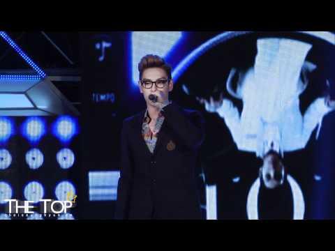 [THE TOP]111028 K-Pop Concert Turn It Up(TOP ver)-1