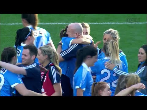 2nd Half TG4 Peil na mBan Final Dublin V Mayo Ladies Gaelic Football