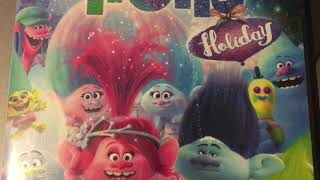 Trolls Holiday * Animated Cartoon * DVD Movie Collection