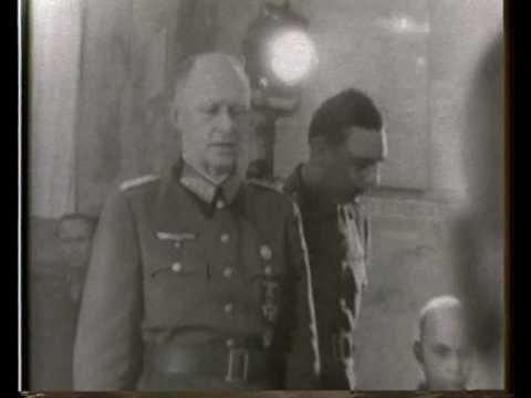 Capitulation Allemande à Reims Rheims German Surrender