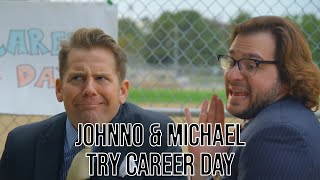 Johnno and Michael Try A Career Day (Episode #1)