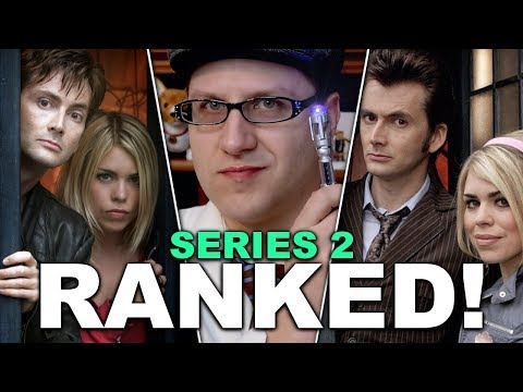 Doctor Who Series 2 Episodes RANKED!