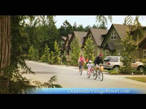 Oceanside Village Resort Vancouver Island