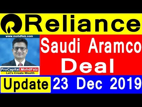 RELIANCE SHARE LATEST NEWS | Reliance Saudi Aramco Deal | RELIANCE SHARE PRICE ANALYSIS