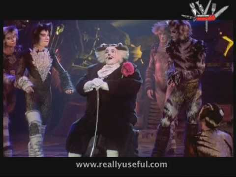 The invitation to the jellicle ball cats the musical youtube bustopher jones stopboris Choice Image