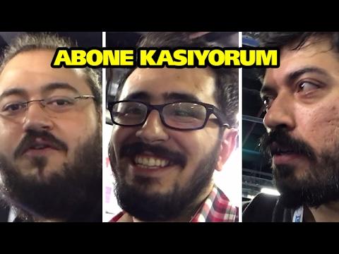 YOUTUBE - ABONE KASMAK! +18 Ft. Pintipanda Ve Jahrein Ve Easteroğlu