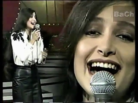 *BUGIE* (Mentiras) - DANIELA ROMO - 1983 (REMASTERIZADO) / DANIELA ROMO CANTANDO EN ITALIANO...