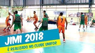 JIMI 2018 É REALIZADO NO CLUBE UNIFOR