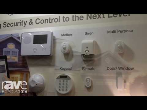 CEDIA 2016: Nortek Intros a Full Line of Z-Wave Security Products With UL 1023 Certification