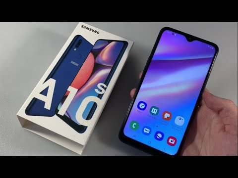 Обзор Samsung Galaxy A10s 2/32GB (A107F)